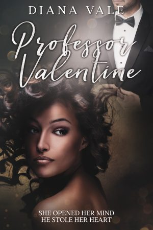 Cover for Professor Valentine