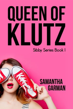 Cover for Queen of Klutz