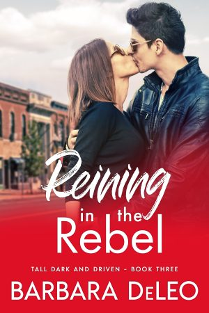 Cover for Reining in the Rebel