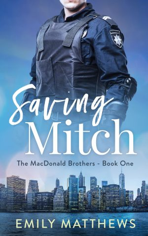 Cover for Saving Mitch