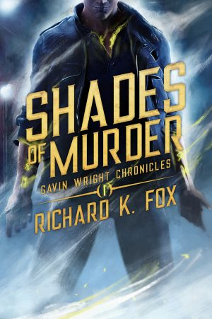 Cover for Shades of Murder
