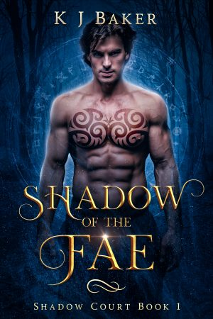 Cover for Shadow of the Fae