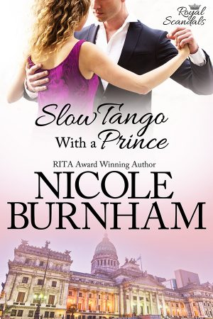 Cover for Slow Tango With a Prince