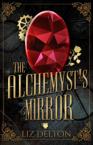 Cover for The Alchemyst's Mirror