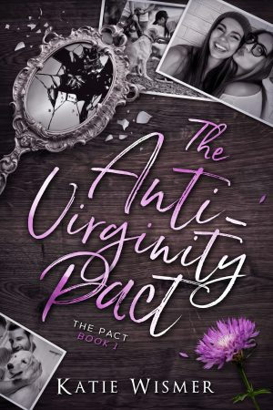 Cover for The Anti-Virginity Pact