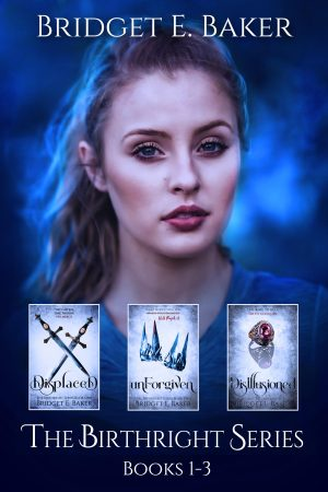 Cover for The Birthright Series Collection