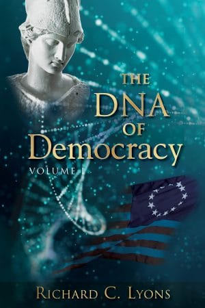 Cover for The DNA of Democracy