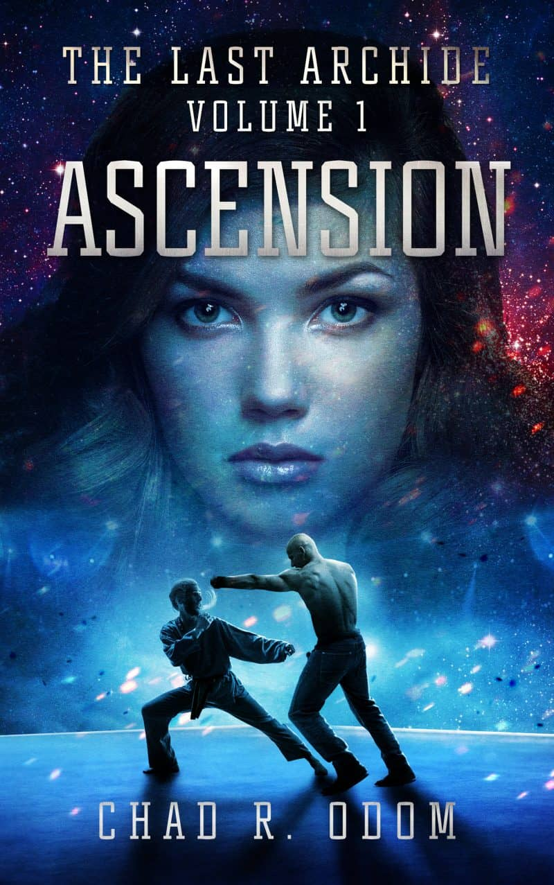 Cover for Ascension