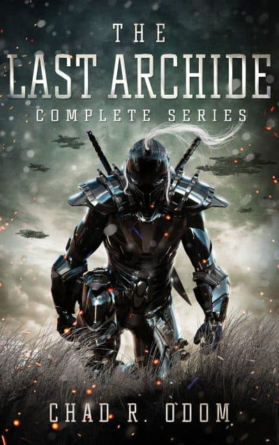 Cover for The Last Archide: Complete Series