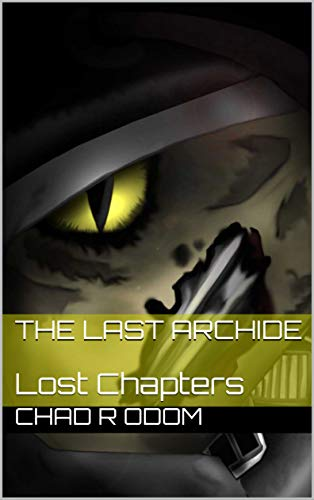 Cover for Lost Chapters