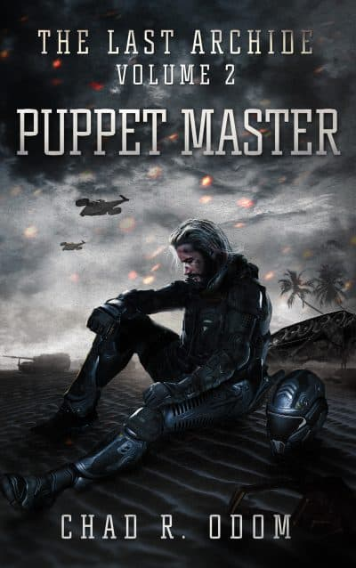 Cover for Puppet Master