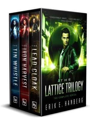 Cover for The Lattice Trilogy Box Set