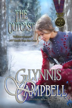 Cover for The Outcast