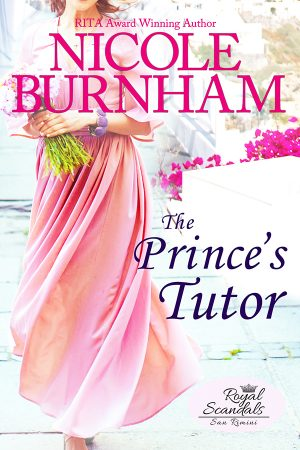 Cover for The Prince's Tutor