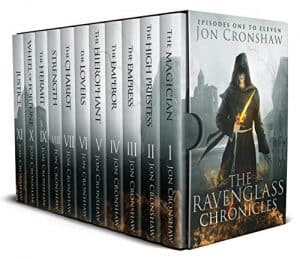 Cover for The Ravenglass Chronicles