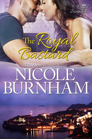 Cover for The Royal Bastard