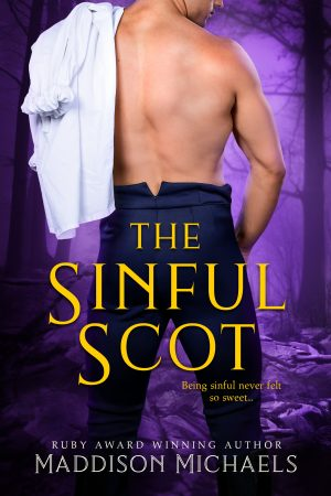 Cover for The Sinful Scot