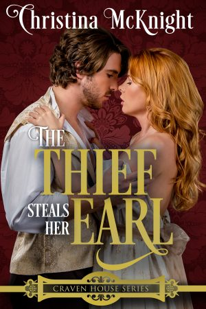 Cover for The Thief Steals Her Earl