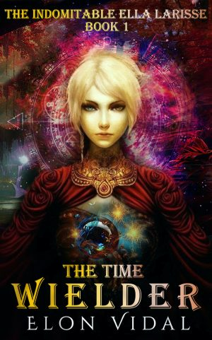 Cover for The Time Wielder