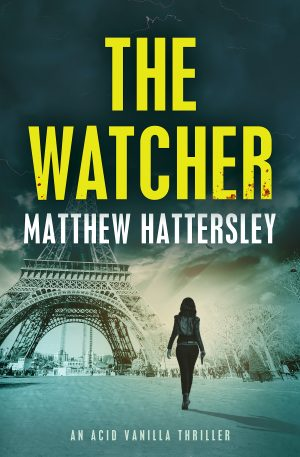 Cover for The Watcher