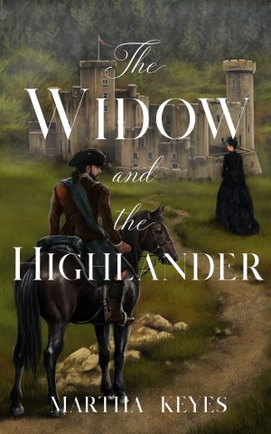 Cover for The Widow and the Highlander