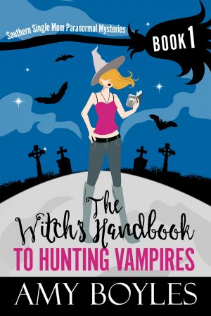 Cover for The Witch's Handbook to Hunting Vampires