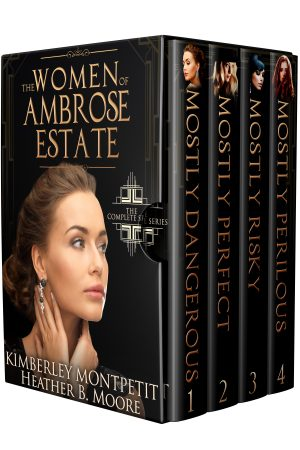 Cover for The Women of Ambrose Estate Complete Collection