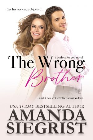 Cover for The Wrong Brother