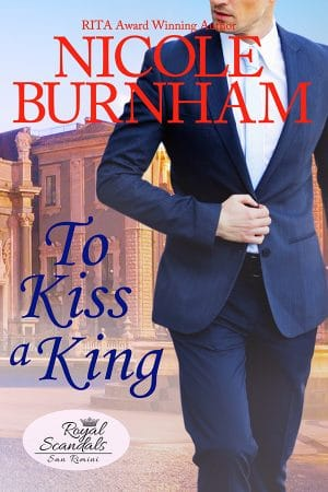 Cover for To Kiss a King
