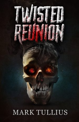 Cover for Twisted Reunion