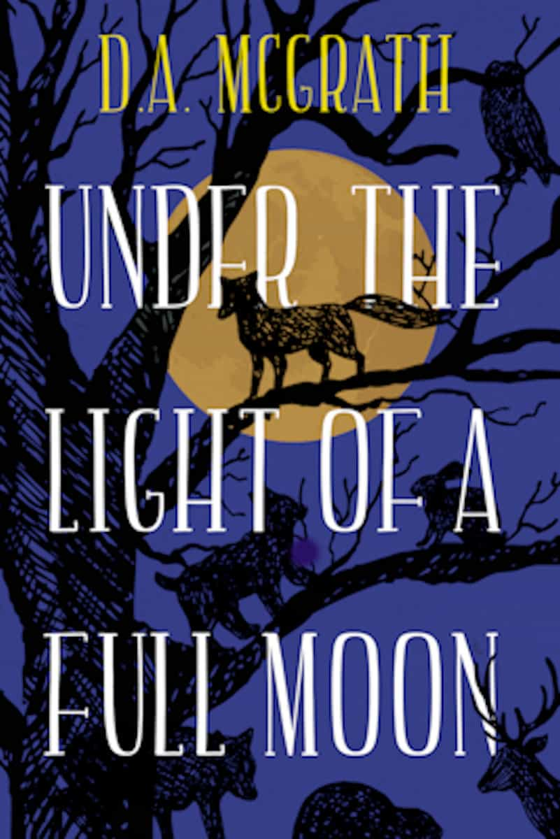 Cover for Under the Light of a Full Moon