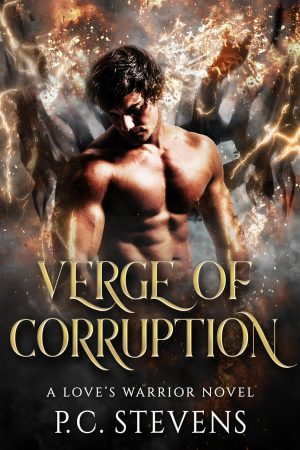 Cover for Verge of Corruption