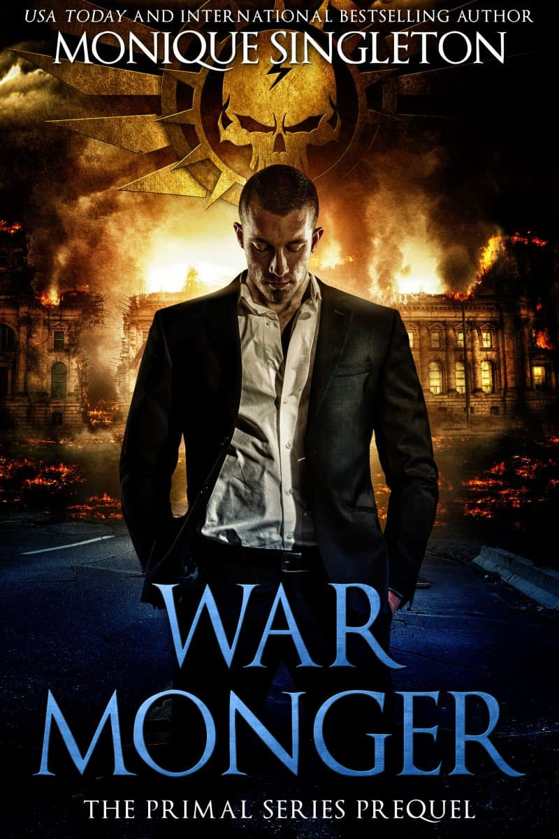 Cover for Warmonger