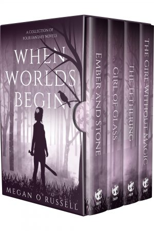 Cover for When Worlds Begin