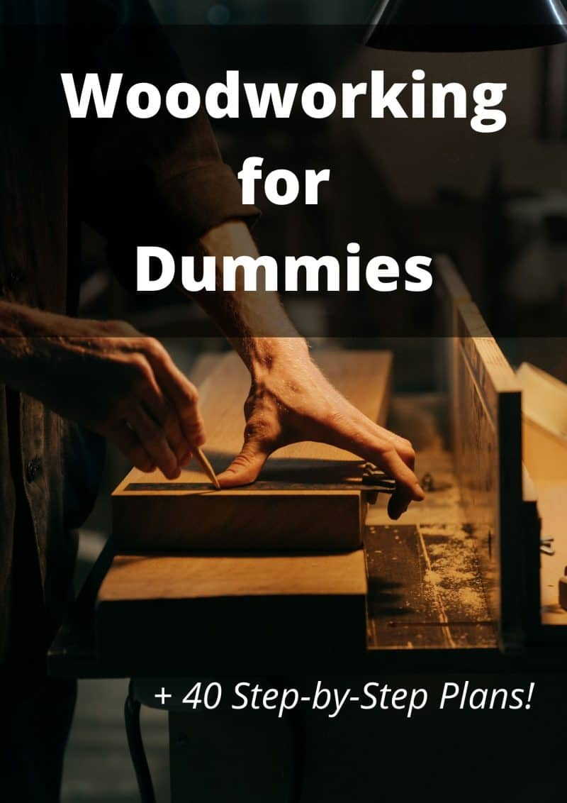 Cover for Woodworking for Dummies: Woodworking is more than just a skill
