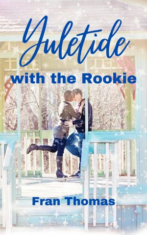 Cover for Yuletide with the Rookie