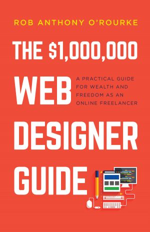 Cover for $1,000,000 Web Designer Guide