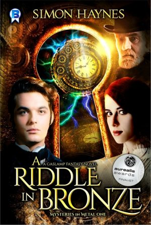 Cover for A Riddle in Bronze