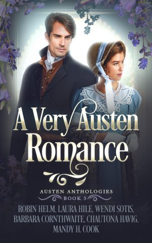 Cover for A Very Austen Romance