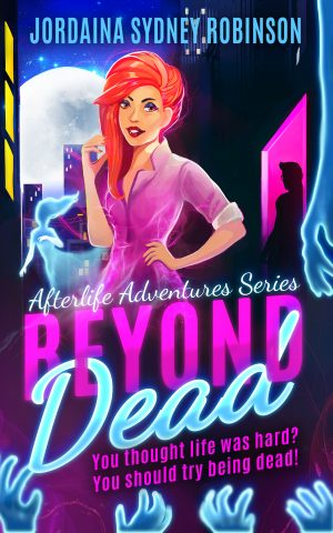 Cover for Beyond Dead