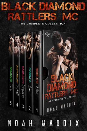 Cover for Black Diamond Rattlers MC: The Complete Collection