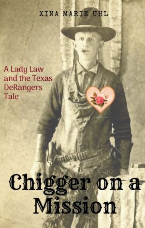 Cover for Chigger on a Mission