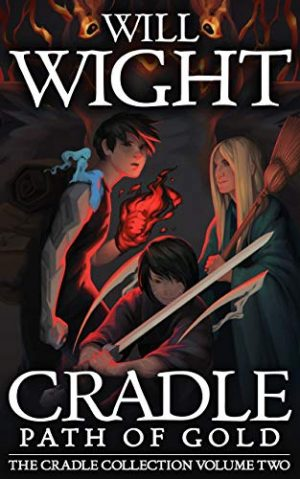 Cover for Cradle, Path of Gold: Box Set