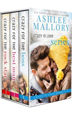 Cover for Crazy in Love Boxset