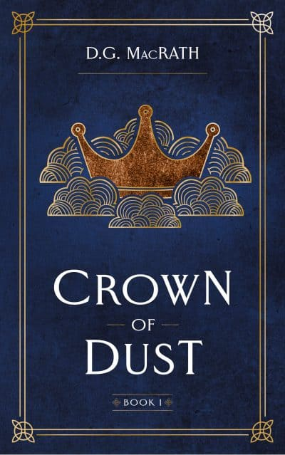 Cover for Crown of Dust