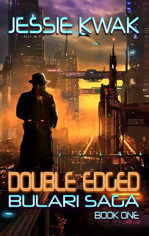 Cover for Double Edged