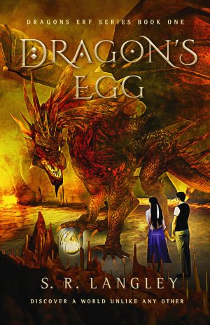 Cover for Dragon's Egg