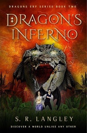 Cover for Dragon's Inferno