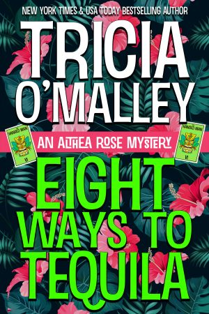 Cover for Eight Ways to Tequila
