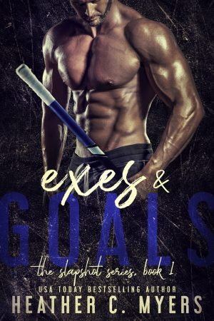 Cover for Exes & Goals
